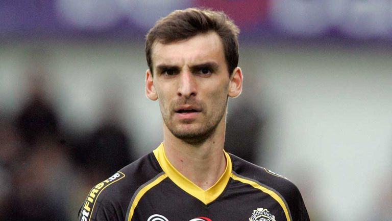 Gregory Mertens: The 24-year-old Lokeren defender has died three days after suffering a heart attack in match