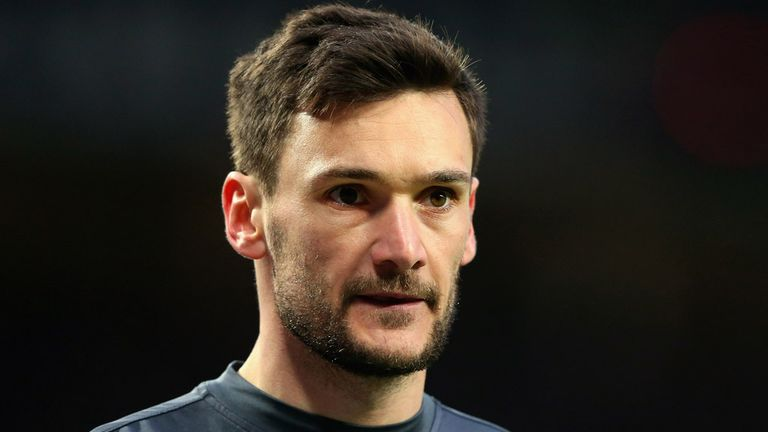 Hugo Lloris signed for Tottenham in 2012 for £8m from Lyon