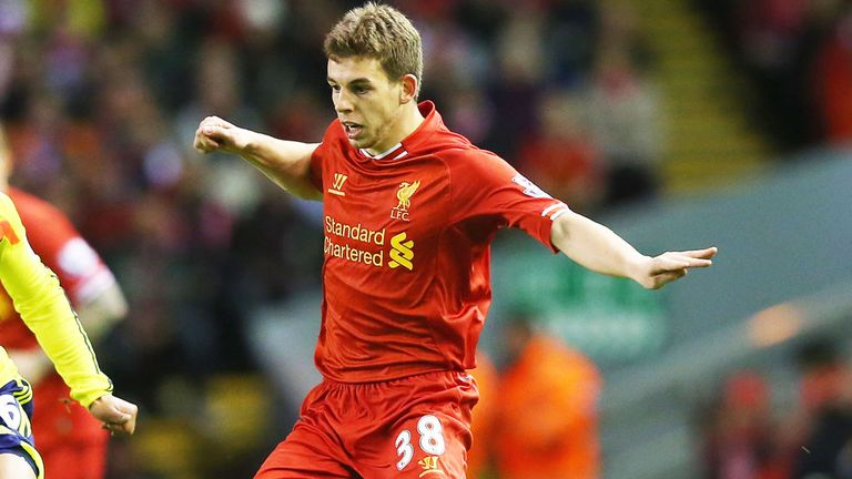Jon Flanagan has not played for Liverpool's first team since May 2014