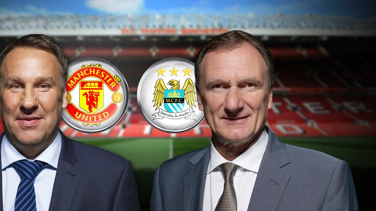 Manchester derby: Paul Merson and Phil Thompson name their ...