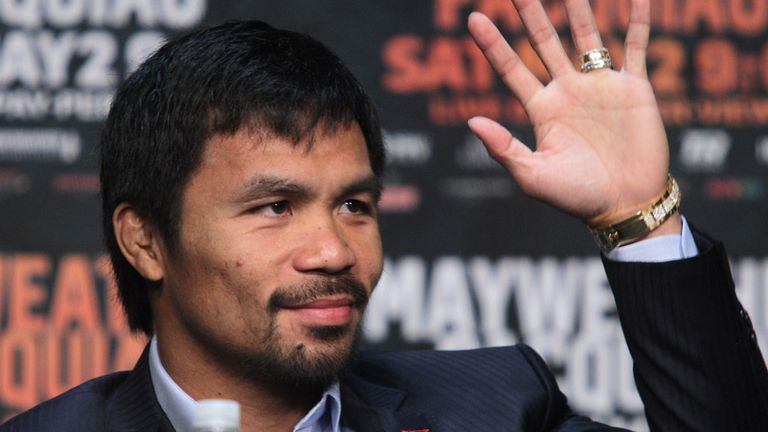 Manny Pacquiao: Jamie is not happy with the news he will fight again