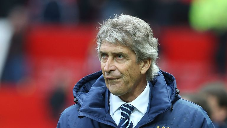 With riches behind him, Manuel Pellegrini's recruitment success has been scrutinized