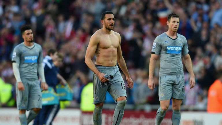 Newcastle are not quite safe, but host a Spurs side out of form