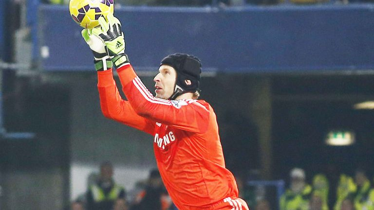 Petr Cech ready to end trophy-laden Chelsea career