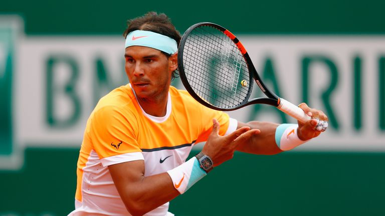Rafael Nadal: Improving with every game