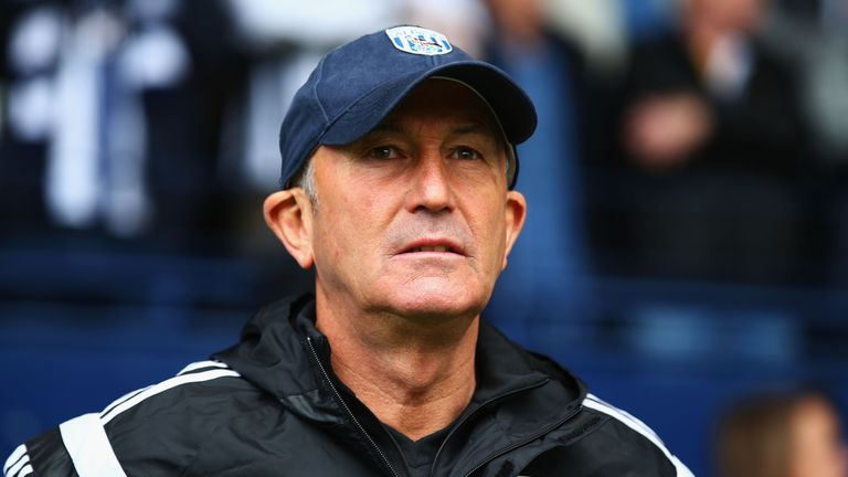 """Tony Pulis had been keen to sign Fazio who he believed would be """"a be a top signing for the club"""""""