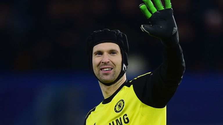 Petr Cech: Has been linked with a move to the Emirates