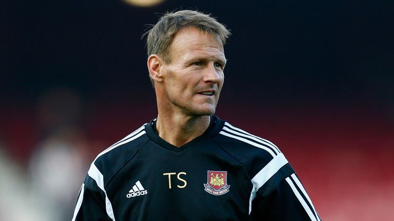 Teddy Sheringham: New man in charge at Stevenage
