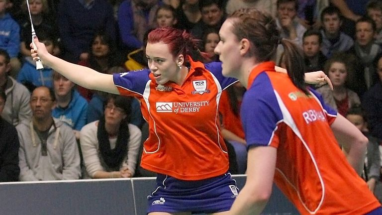 Team Derby's Lydia Powell is looking forward to the NBL Finals glory