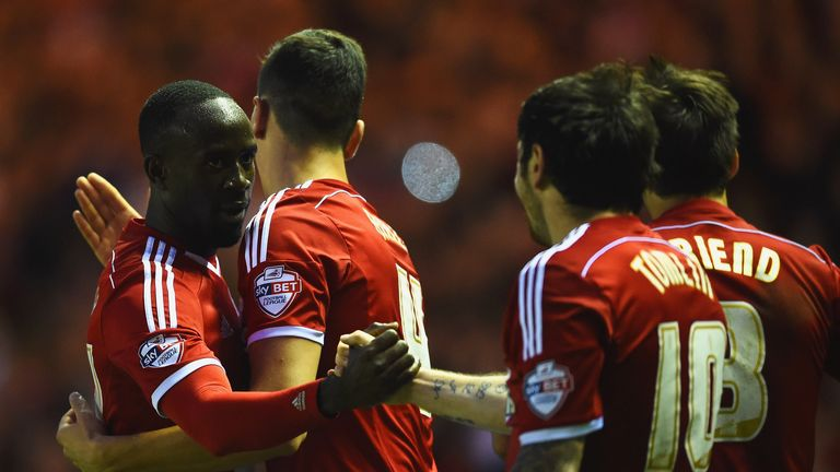 MIddlesbrough: Through to round two of Capital One Cup