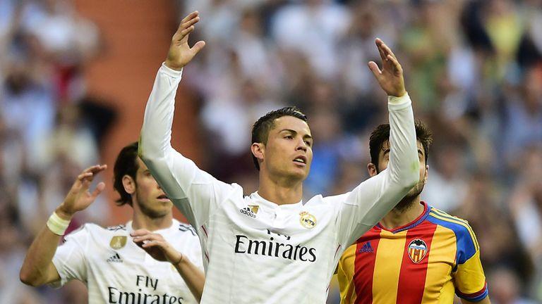Cristiano Ronaldo may benefit from a more advanced role next season