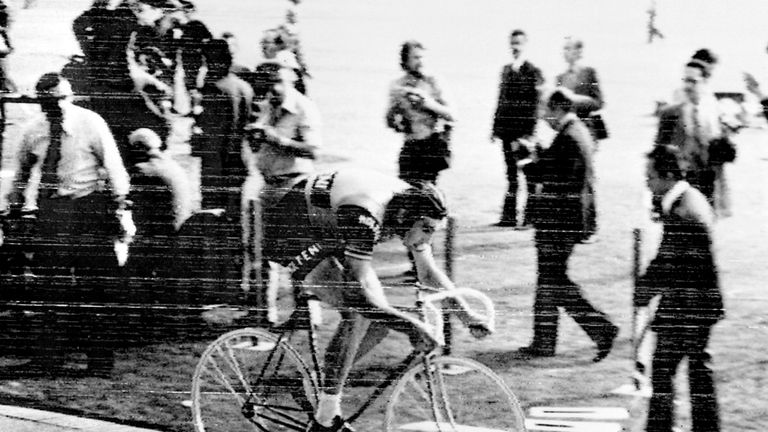 Eddy Merckx's 1972 record of 49.431km turned out to be a significant one