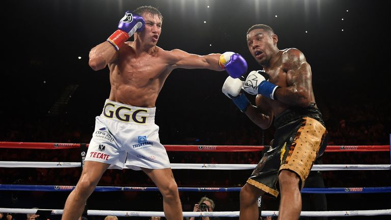 Mayweather Sr doesn't want to see his son face middleweight Gennady Golovkin
