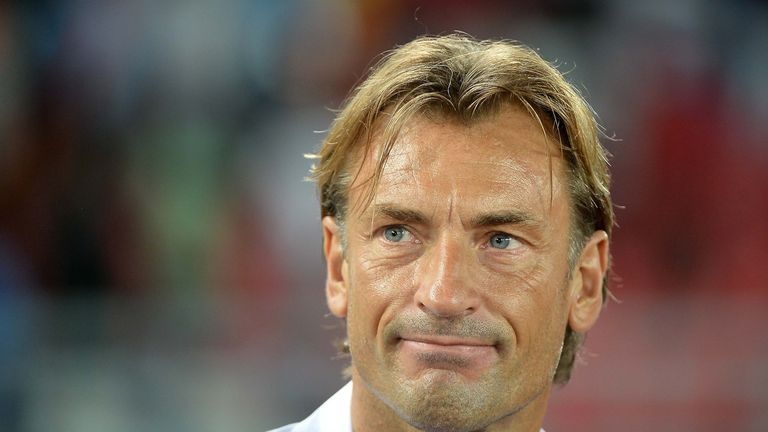 Herve Renard: Ivory Coast manager has agreed to leave his role early