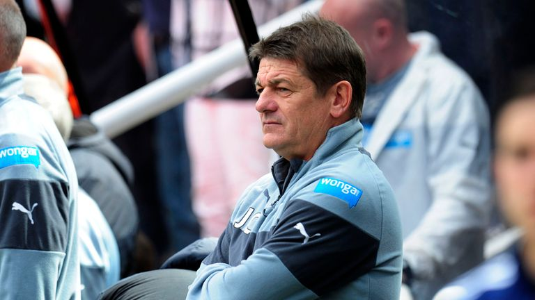 John Carver: Was 'upset' at having to release players in such a manner