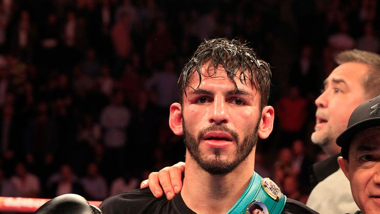 Jorge Linares is the WBC's 'Diamond' champion