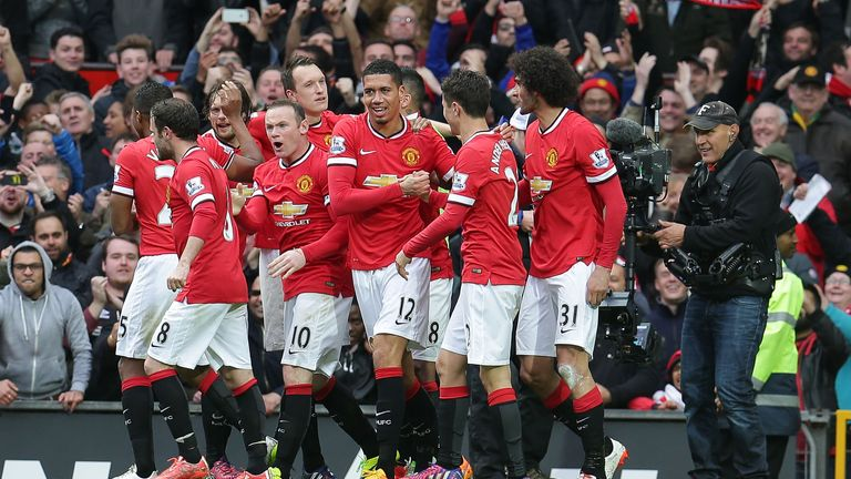 Manchester United are well placed to make an impression, says Sky Sports Gary Neville