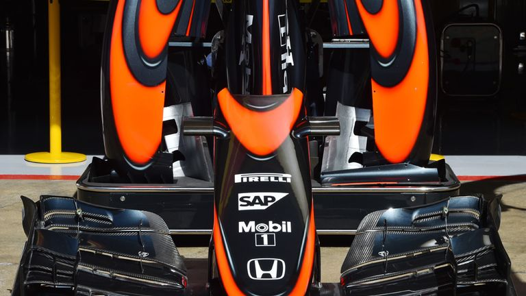 McLaren's new look for Barcelona and beyond