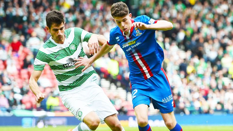 Christie has impressed during his time with Inverness
