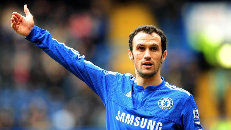 Ricardo Carvalho has been handed a jail sentence for fraud