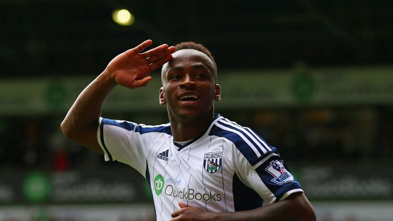 Saido Berahino: British newspapers have linked Berahino to Old Trafford, as well as Newcastle, though he is contracted to Albion until 2017