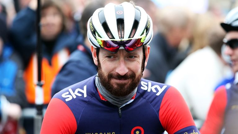 Sir Bradley Wiggins will lead his eponymous team at the Aviva Tour of Britain (Picture: SWpix.com)