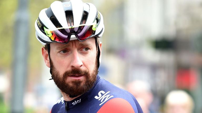 Sir Bradley Wiggins has one eye on beating Chris Boardman's all-time record