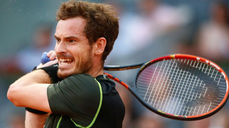 Andy Murray: Performing on the court after marrying long-term girlfriend Kim Sears
