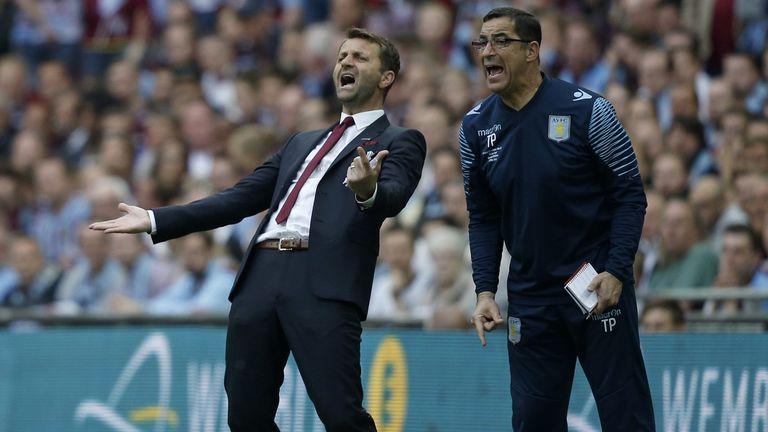 Sherwood: frustrating day for Aston Villa boss