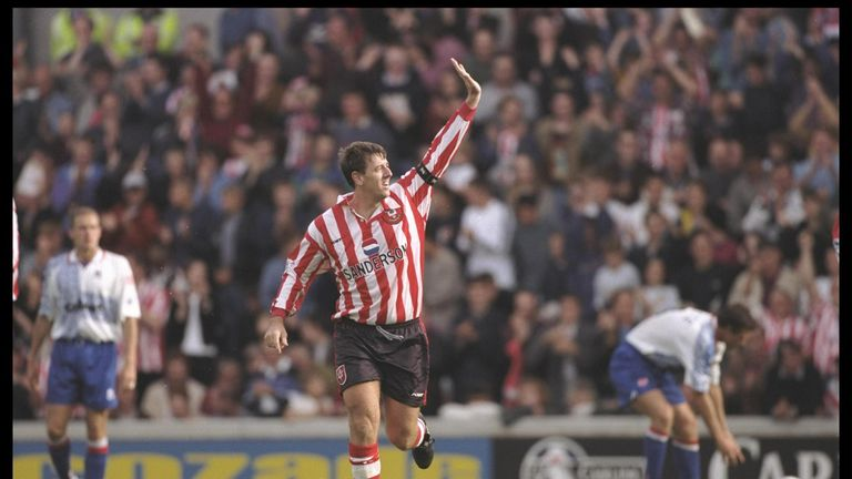 Le Tissier is one of Southampton's greatest ever players