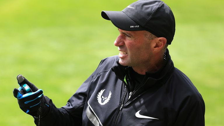 Alberto Salazar won three consecutive New York City marathons from 1980 before coaching several Olympians