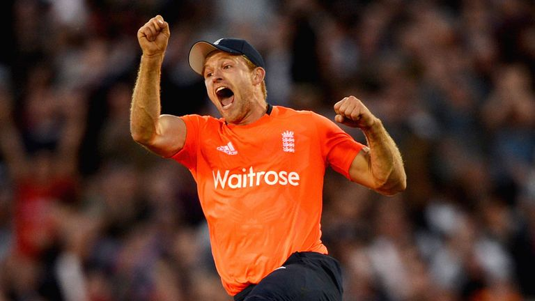 David Willey wants a piece of Australia after England's Ashes