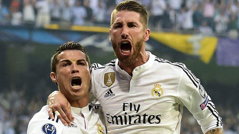 "Sergio Ramos is ""100 per cent"" staying at Real Madrid despite Manchester United's interest, Rafa Benitez says"