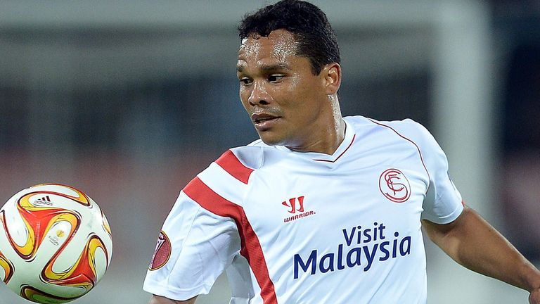 Carlos Bacca: Looks set for a move to Serie A