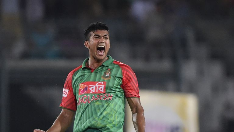 Taskin Ahmed is tasked with leading the Bangladesh attack in the upcoming series with England