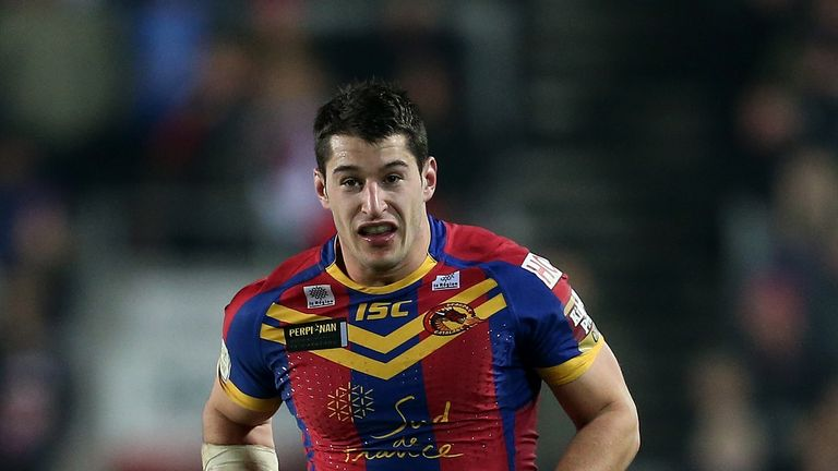 Benjamin Garcia: Agreed switch to Penrith