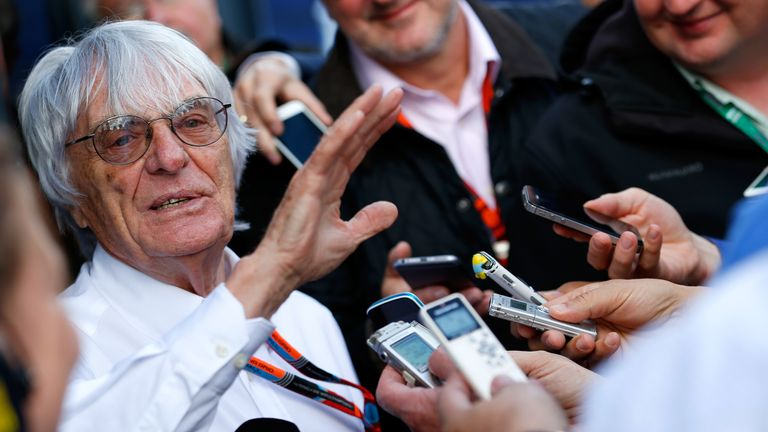 Bernie Ecclestone believes Jules Bianchi would have wanted Formula 1 to remain as challenging as possible