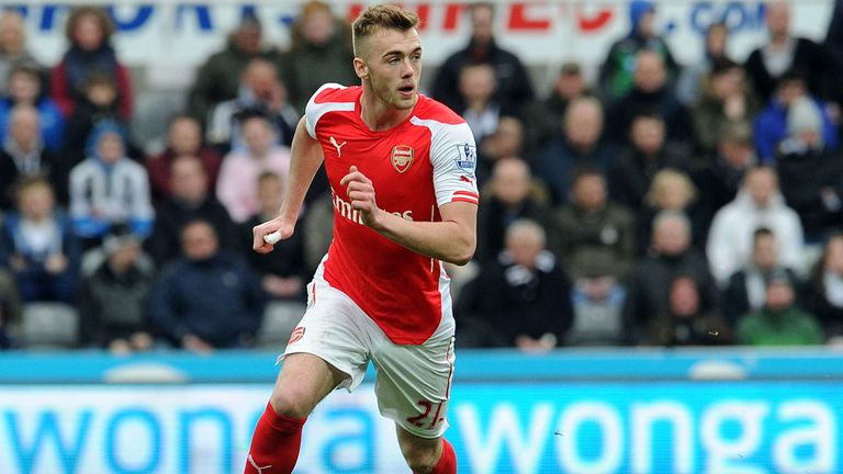 Arsenal charged over Calum Chambers transfer