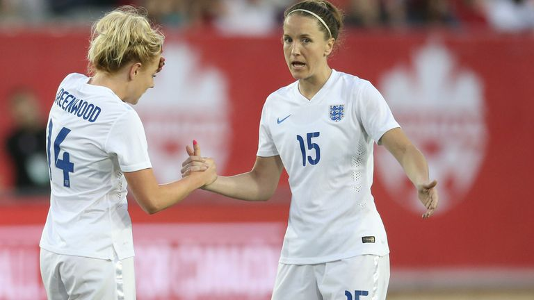 Stoney was part of the Lionesses squad that won Women's World Cup bronze in Canada last year