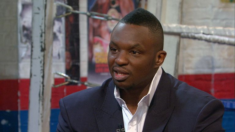 Dillian Whyte is back in action on the Luke Campbell-Tommy Coyle bill