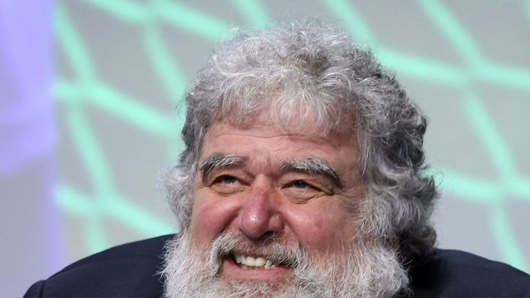 Chuck Blazer: Admitted he agreed to accept bribes