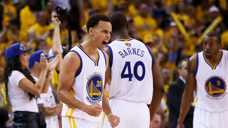 Stephen Curry: Looking to bounce back from poor performance in Game 2