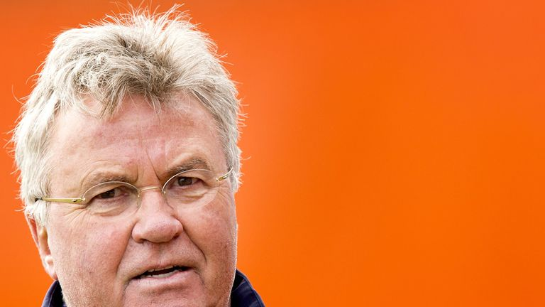 Guus Hiddink took over after the World Cup but his changes did not work