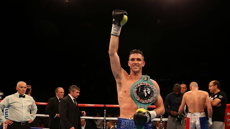 Callum Smith: I'm ready to fight for British and world titles