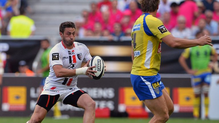 Maxime Medard scored the only try of the match