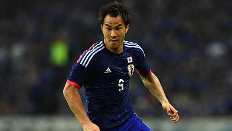 Shinji Okazaki scored 12 goals for Mainz last term