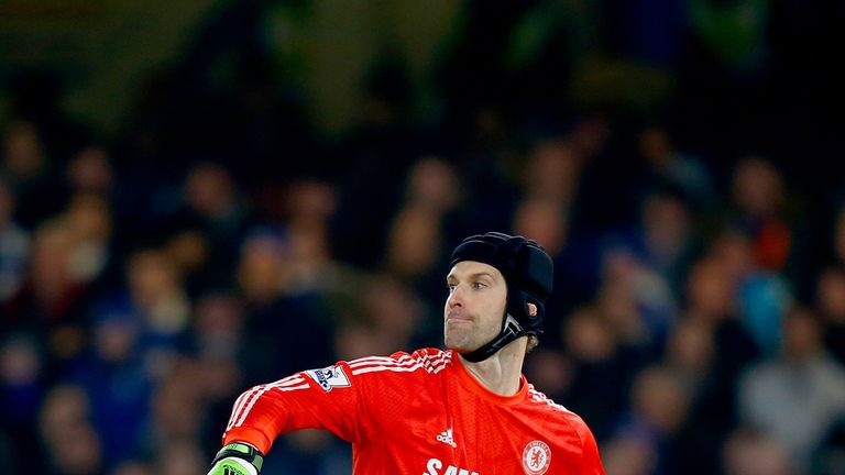 Petr Cech - deserves move, says Zola