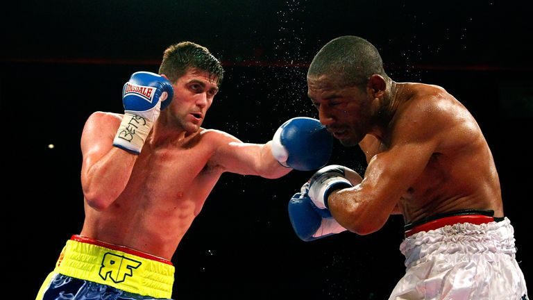Rocky Fielding (left): On Smith's radar