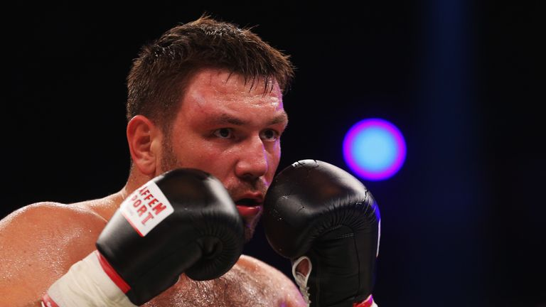 Ruslan Chagaev made just one successful defence of the title