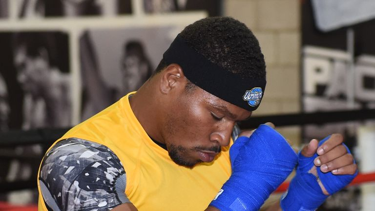 Shawn Porter: Critical of Adrien Broner